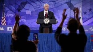 Pence takes victory lap at CPAC: 'This is our time'